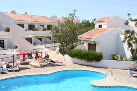 Vakantiehuis Spanje – appartement Appartement Atlantico Tropical