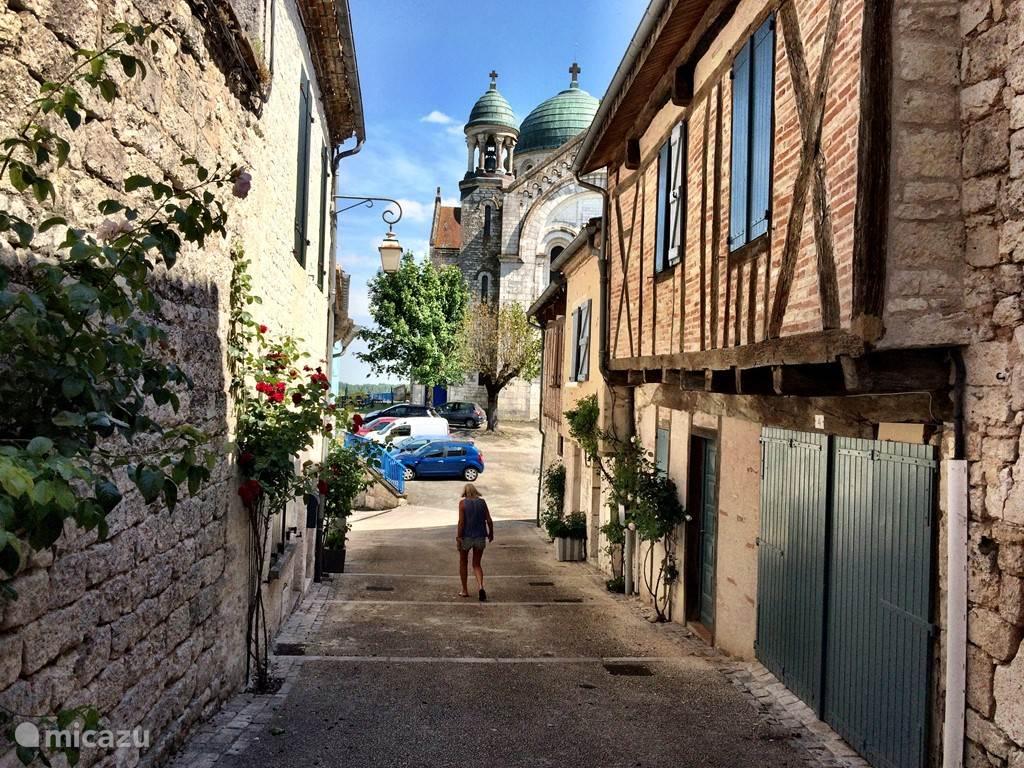 Leuke, gezellige, middeleeuwse dorpjes en steden met vele cultuurerfgoeden