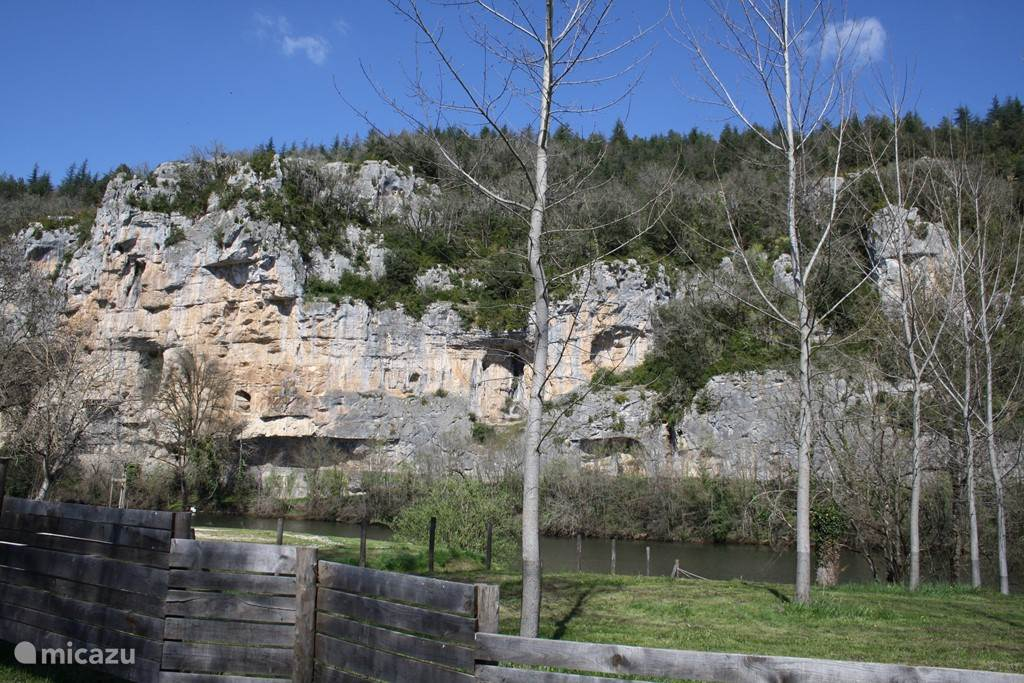 Grotten en rivieren