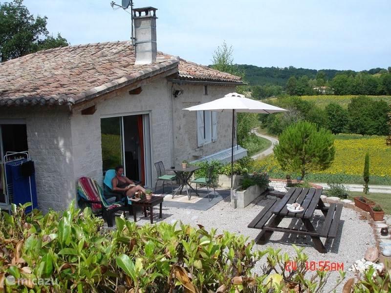 Vakantiehuis Frankrijk, Midi-Pyrénées, Castelnau-Montratier vakantiehuis La Perle du Lot