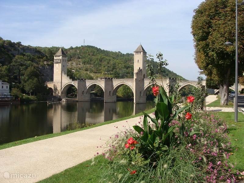 omgeving Cahors