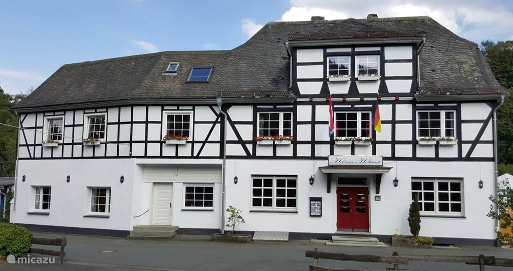 Vacation rental Germany, Sauerland, Wulmeringhausen-Olsberg Holiday house Group Home/Pension Hof van Holland
