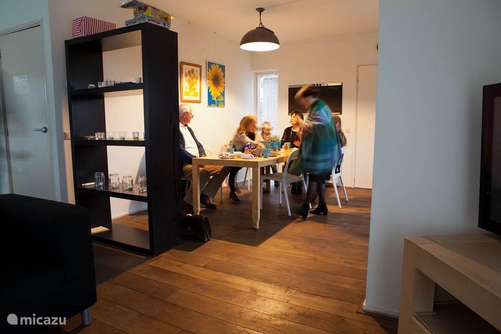 Vakantiehuis Nederland, Groningen, Opende Vakantiehuis Eigendraads