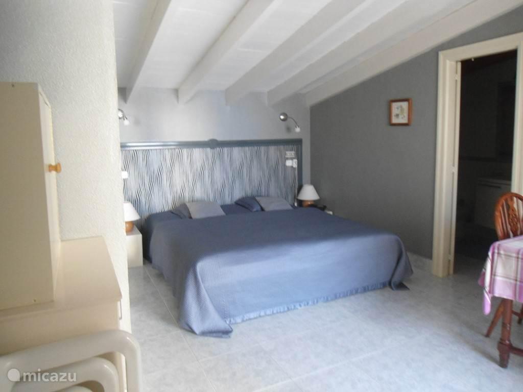 Slaapkamer bovenverdieping