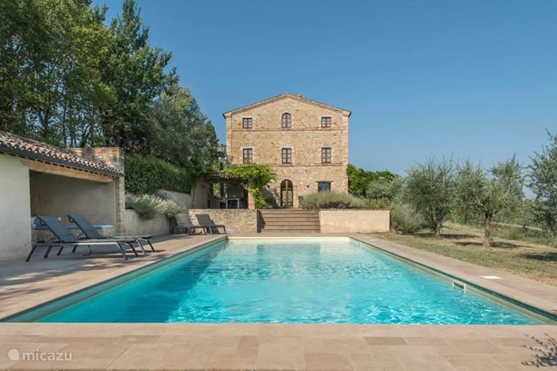 Vakantiehuis Italië, Marche, Penna san Giovanni Villa Casa Edda