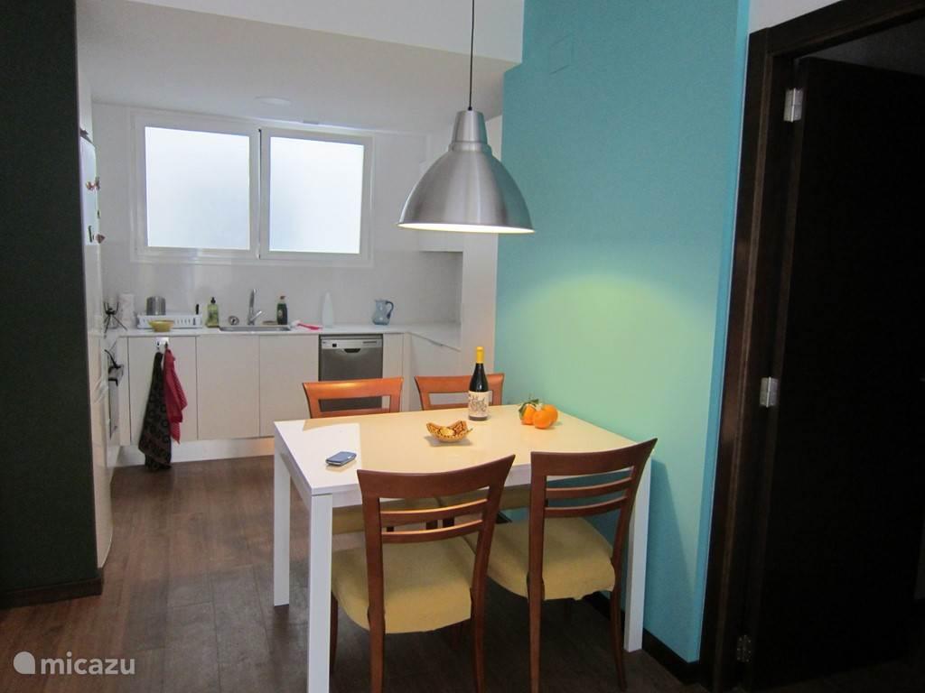 Vakantiehuis Spanje, Valencia – appartement Appartement Tejedores