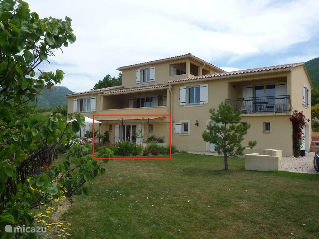 Vacation rental France, Provence, Montbrun-Les-Bains - studio Spacious Studio in Mont Ventoux