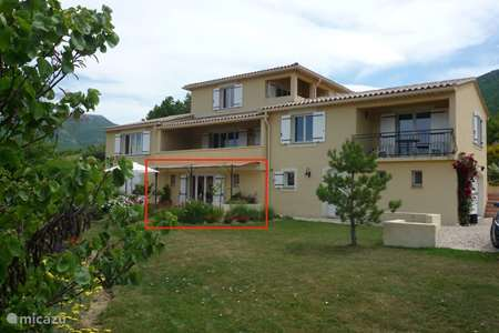 Vakantiehuis Frankrijk, Drôme, Montbrun-les-Bains - studio Riante Studio bij de Mont Ventoux