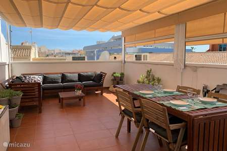 Vakantiehuis Spanje, Costa Blanca, Torrevieja - appartement Casa Spanje