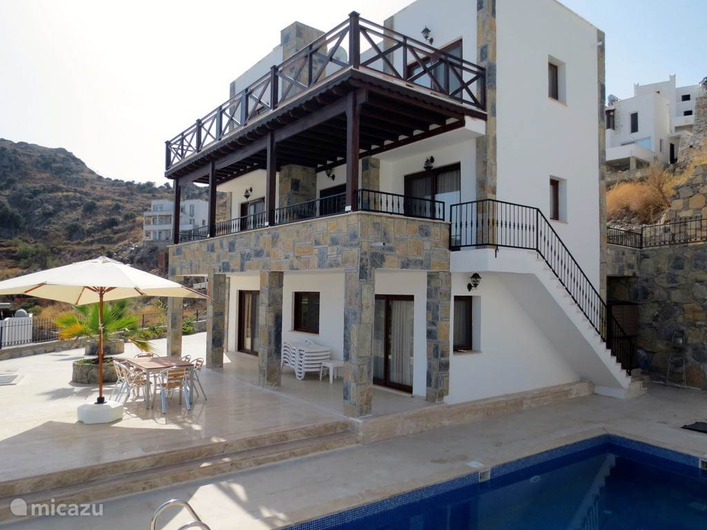 Vacation rental Turkey, Aegean Sea, Gündogan - villa Thea