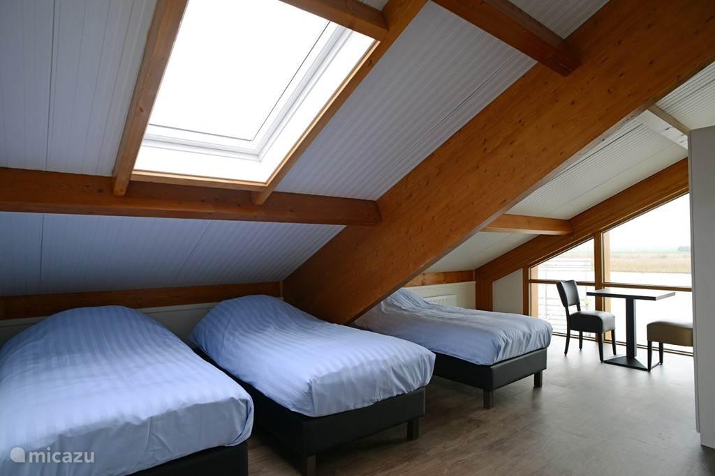 slaapkamer bovenetage