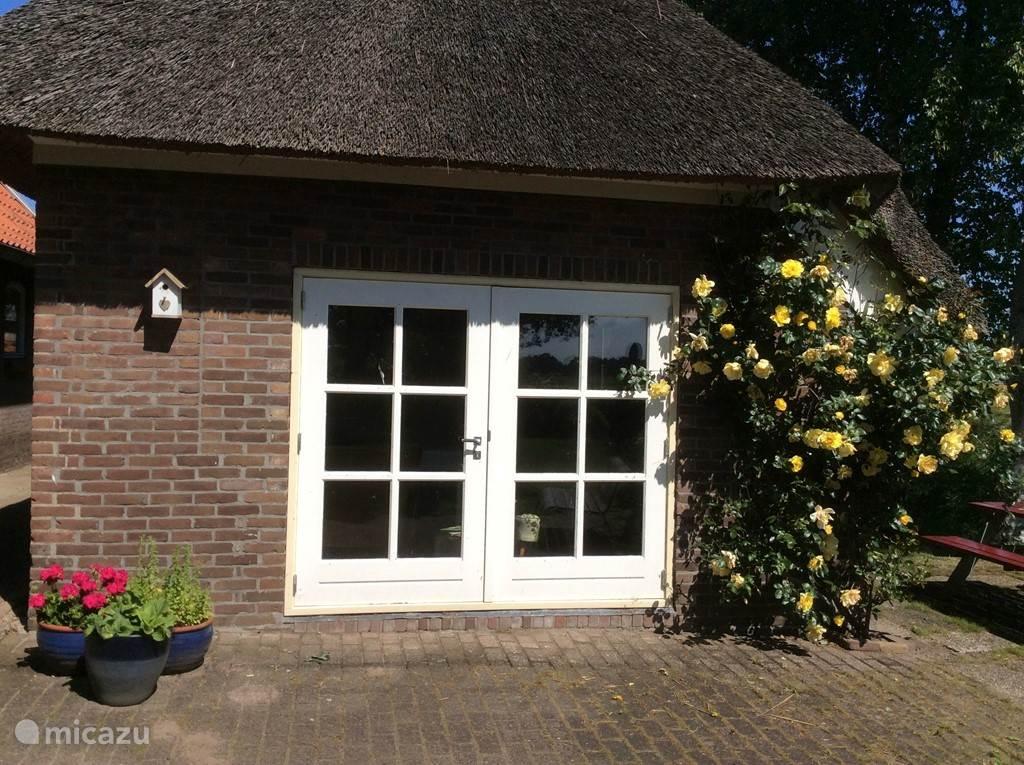 Vakantiehuis Nederland, Overijssel, Nieuwleusen Vakantiehuis Het Bijhuisje