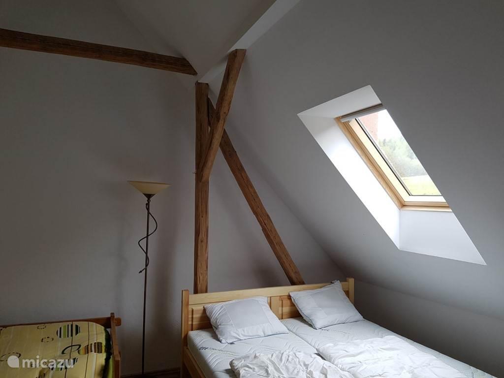 Nieuw slaapkamer met 2-persoonsbed, Bedindeling naar uw eigen wens.