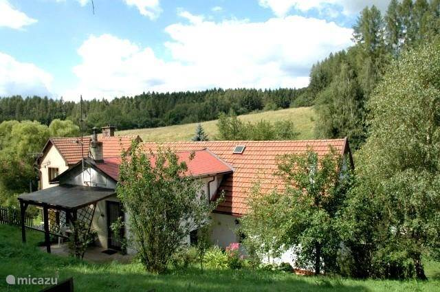 Vakantiehuis Tsjechië, Reuzengebergte, Jicin vakantiehuis Vakantiehuis Nova Paka