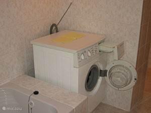 Kleine wasjes, grote wasjes, stop ze in de wasmachine