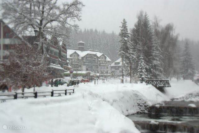 Nabijgelegen skigebied