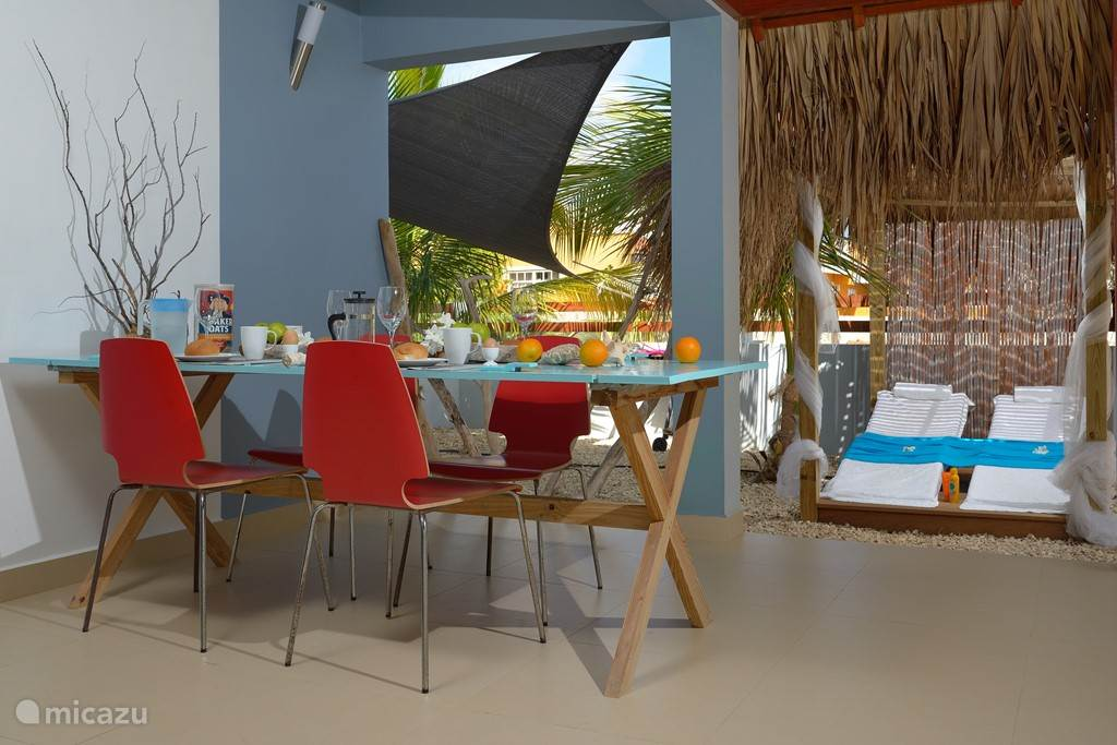 Vacation rental Bonaire, Bonaire, Belnem holiday house Villa Azul D