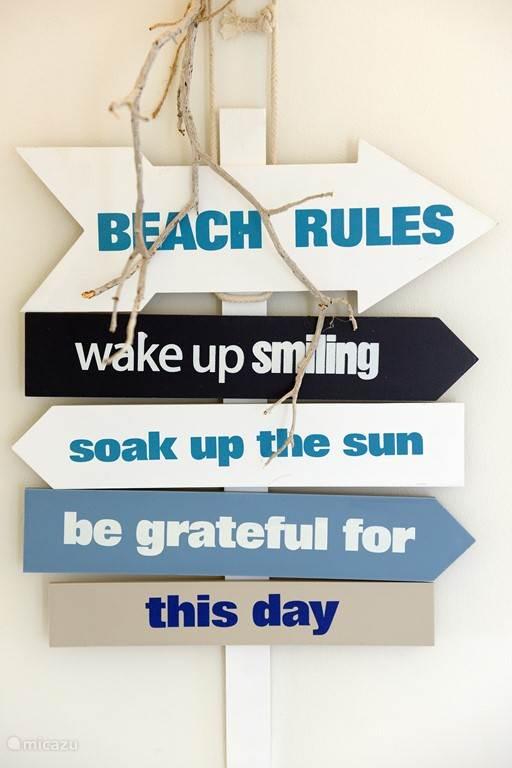 Beach 3 minuten vanaf villa Azul Kite beach 6 minuten Surf strand 8 minuten