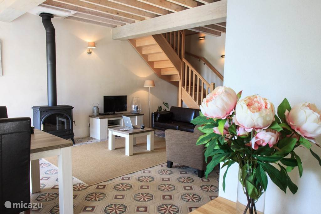 Vacation rental France, Languedoc-Roussillon, Montreal – farmhouse Gite de Blas at Domaine Caraman