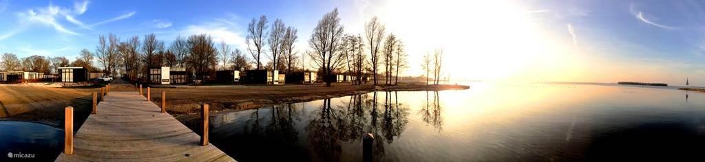 Wauw, panorama....