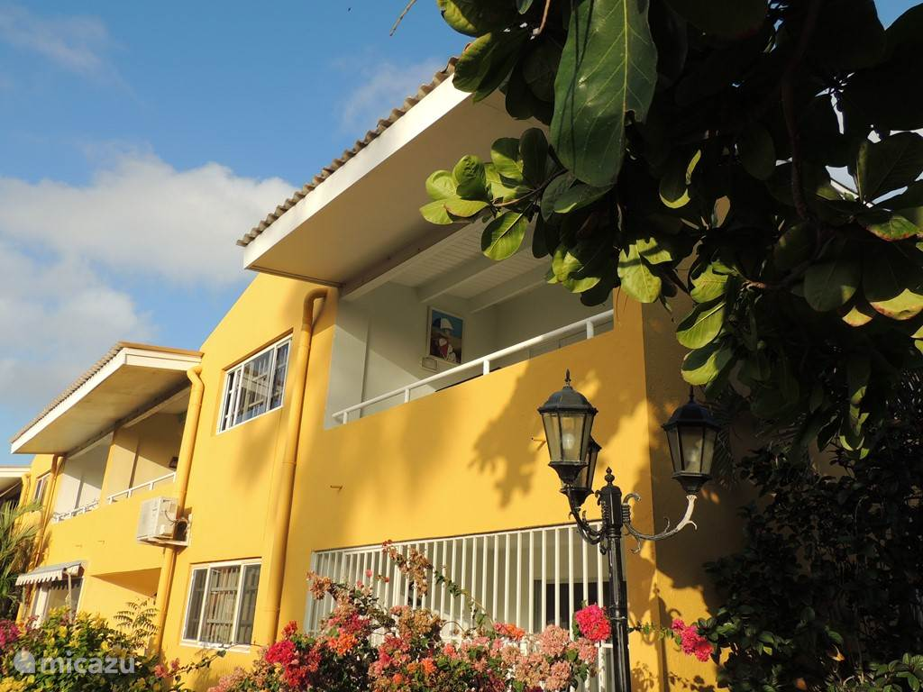 Vacation rental Curacao, Banda Ariba (East) – apartment Seru Coral Resort, apartment A-196