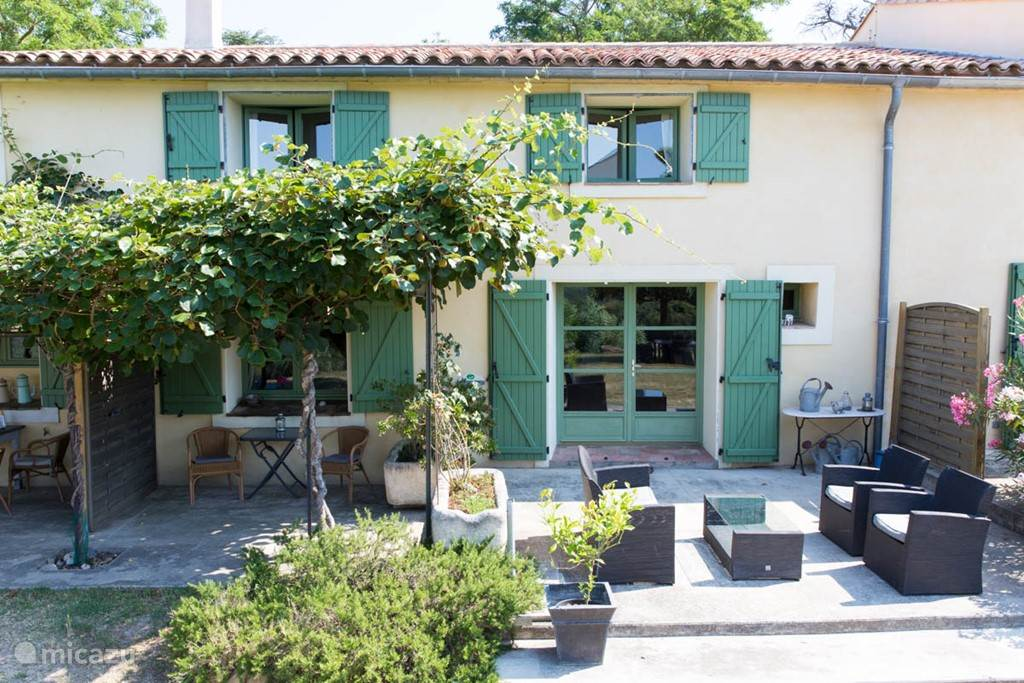 Vakantiehuis Frankrijk, Languedoc-Roussillon, Montréal Gîte / Cottage Gite Etable op Domaine Caraman