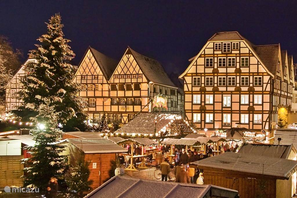 Kerstmarten in het Sauerland