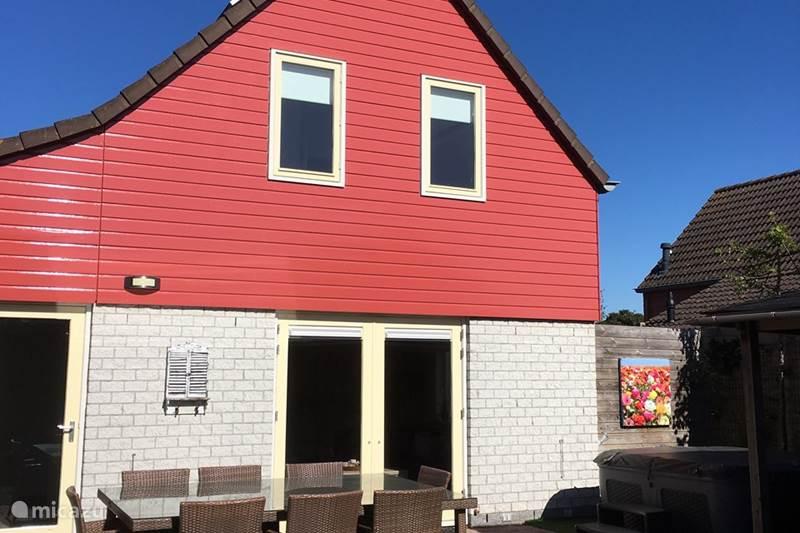 Vakantiehuis Nederland, Zeeland, Wemeldinge Vakantiehuis Welness vakantiewoning Oesterbaai 26