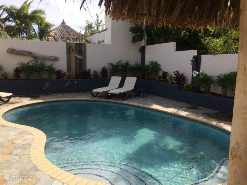 Vacation rental Curacao, Banda Ariba (East), Jan Thiel villa Villa Dushi greenhouse Bida