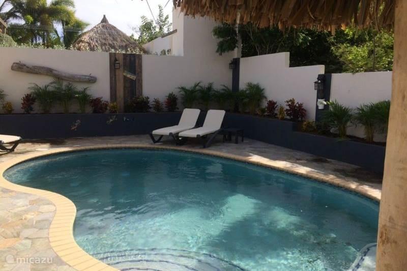 Vacation rental Curaçao, Banda Ariba (East), Jan Thiel Villa Villa Dushi greenhouse Bida