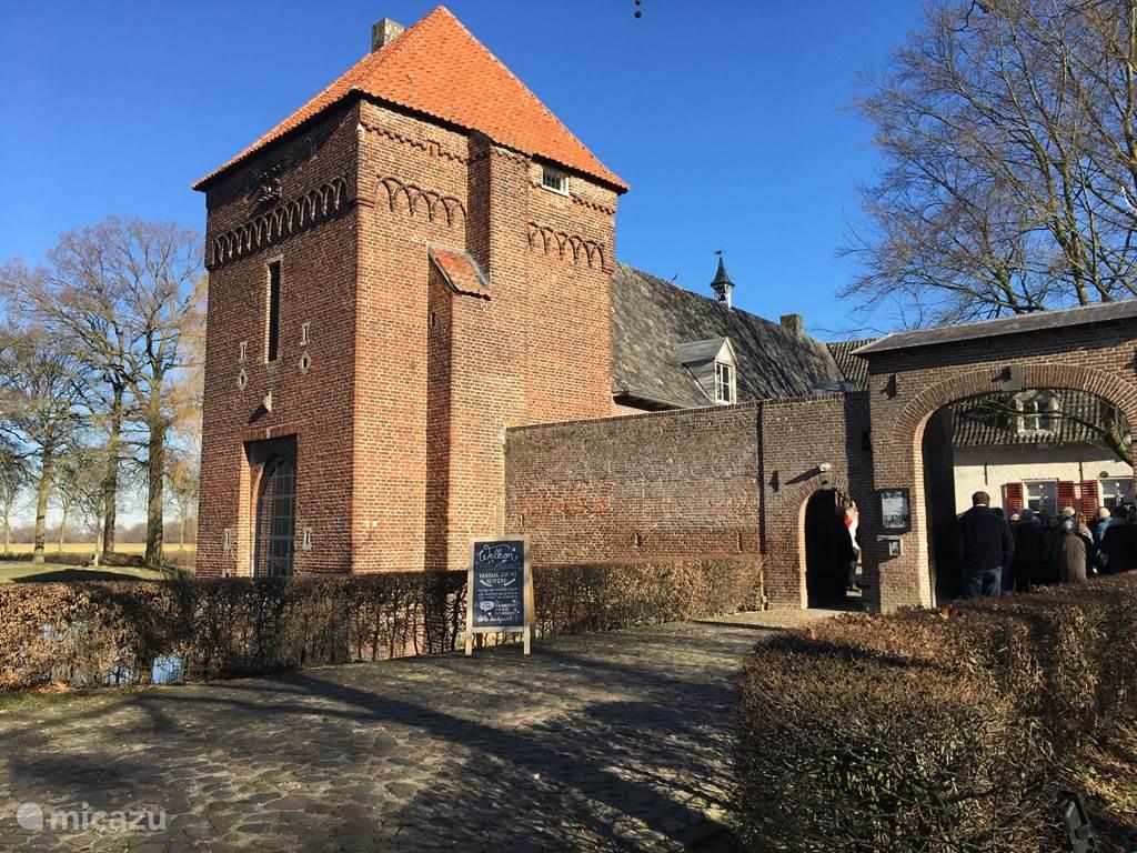 Landgoed tongelaarmet kasteel Tongelaar.