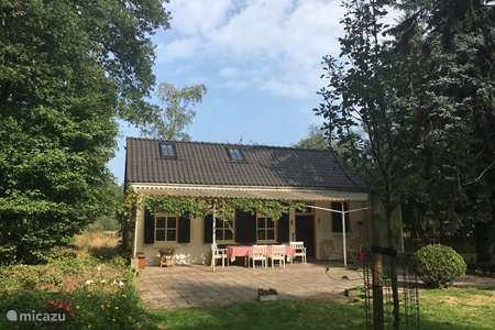 Vakantiehuis Nederland, Noord-Brabant, Mill vakantiehuis Vakantiehuisje Mill