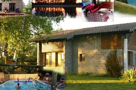 Vakantiehuis Frankrijk, Tarn-et-Garonne, Montfermier vakantiehuis 2 prive vakantiehuizen voor 11 pers