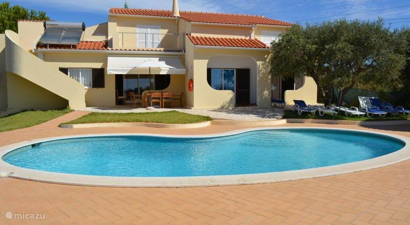 Vakantiehuis Portugal, Algarve, Armação de Pêra - villa Villa Vieira