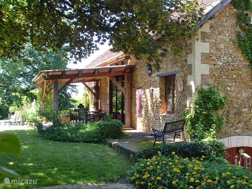 Vakantiehuis Frankrijk, Dordogne, Belvès Gîte / Cottage Manoir Vaillant, Gite Sarrazin