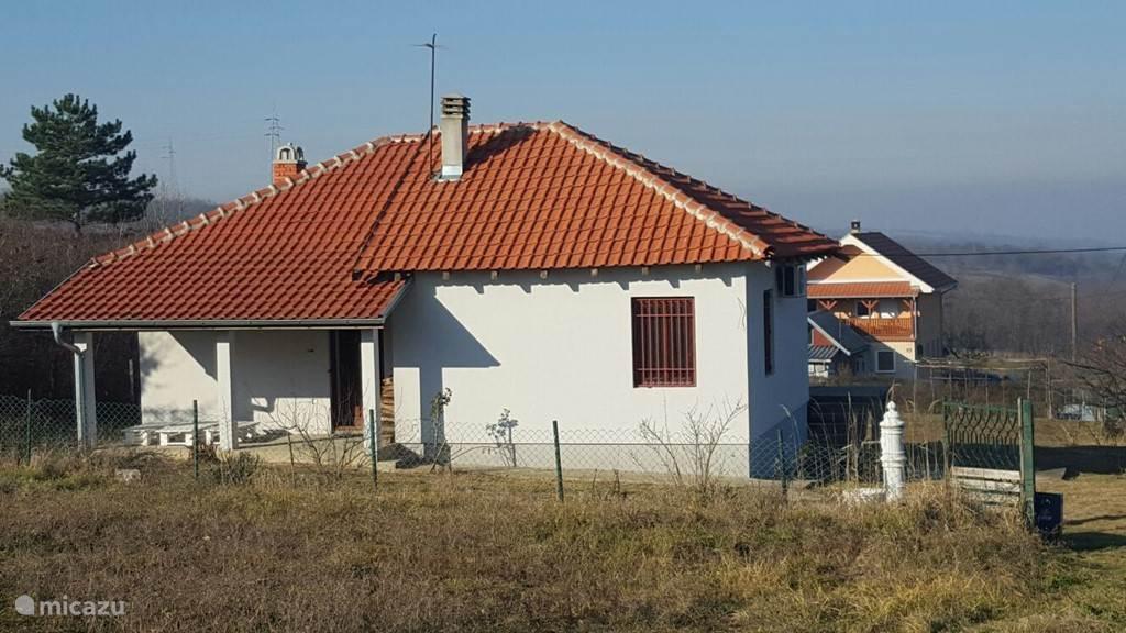 Vakantiehuis Servië – vakantiehuis TeraSami