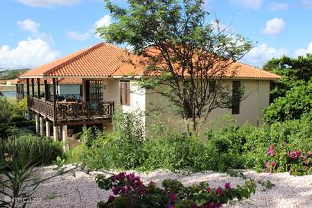 Vacation rental Curaçao, Curacao-Middle, Blue Bay villa Blue Bay Village Villa