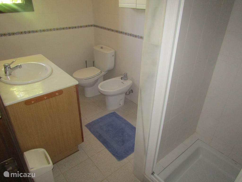 Badkamer 2 (Gast huis)