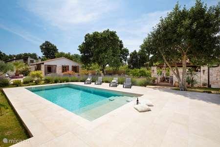 Vakantiehuis Kroatië – villa Villa Terra Rossa,Istrie Kroatie