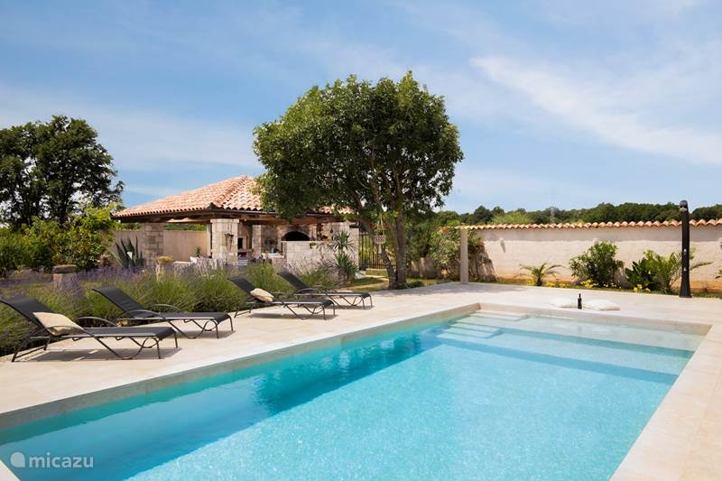 Vacation rental Croatia, Istria, Medulin Villa Villa Maslina Croatia