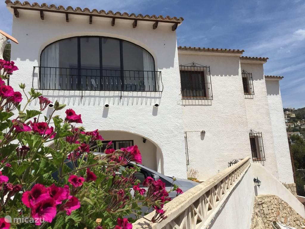 Vakantiehuis Spanje, Costa Blanca, Moraira Villa Casa Tranquila
