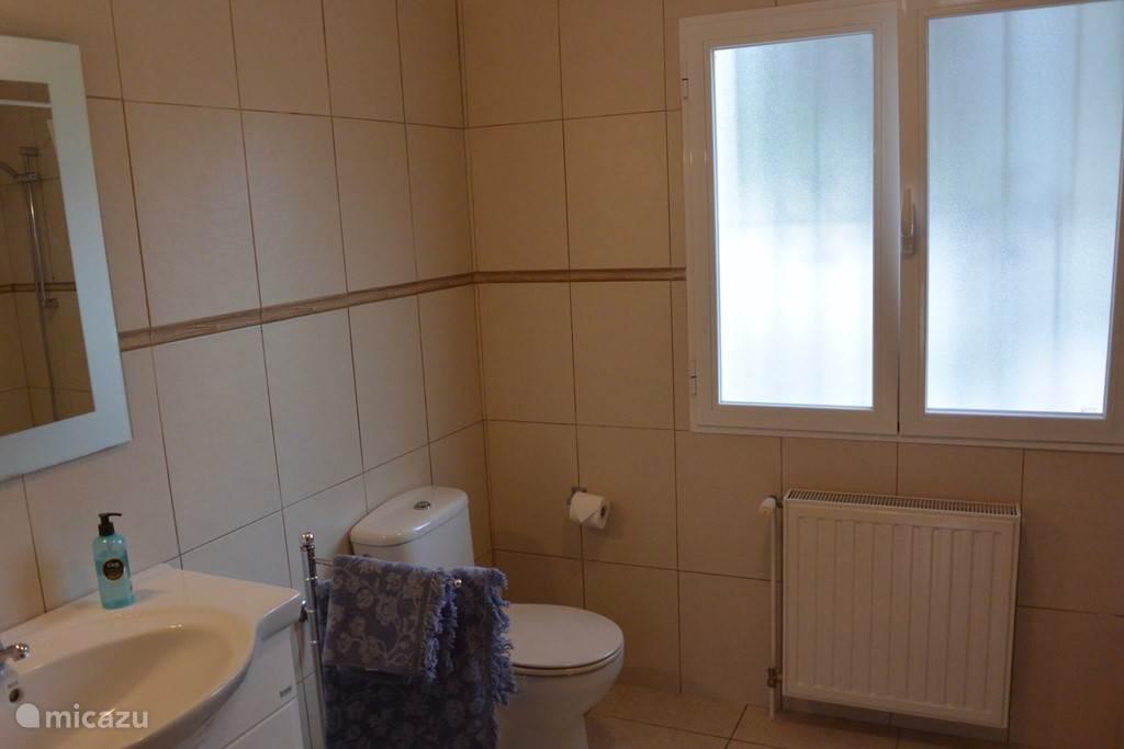 Badkamer 1 begane grond