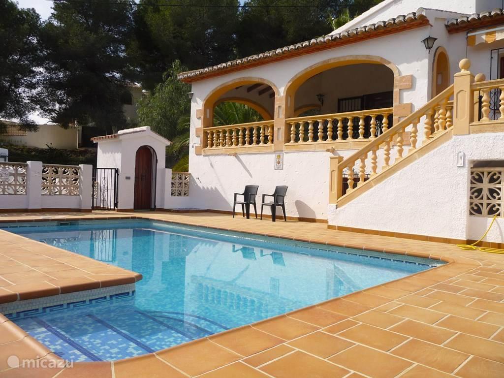 Vakantiehuis Spanje, Costa Blanca, Javea villa Casa Monica