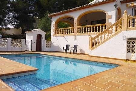 Vakantiehuis Spanje, Costa Blanca, Benitachell - villa Casa Monica