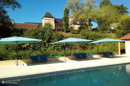 Vacation rental France, Dordogne, Simeyrols holiday house Maison La Garde (4p), Les Bernardies