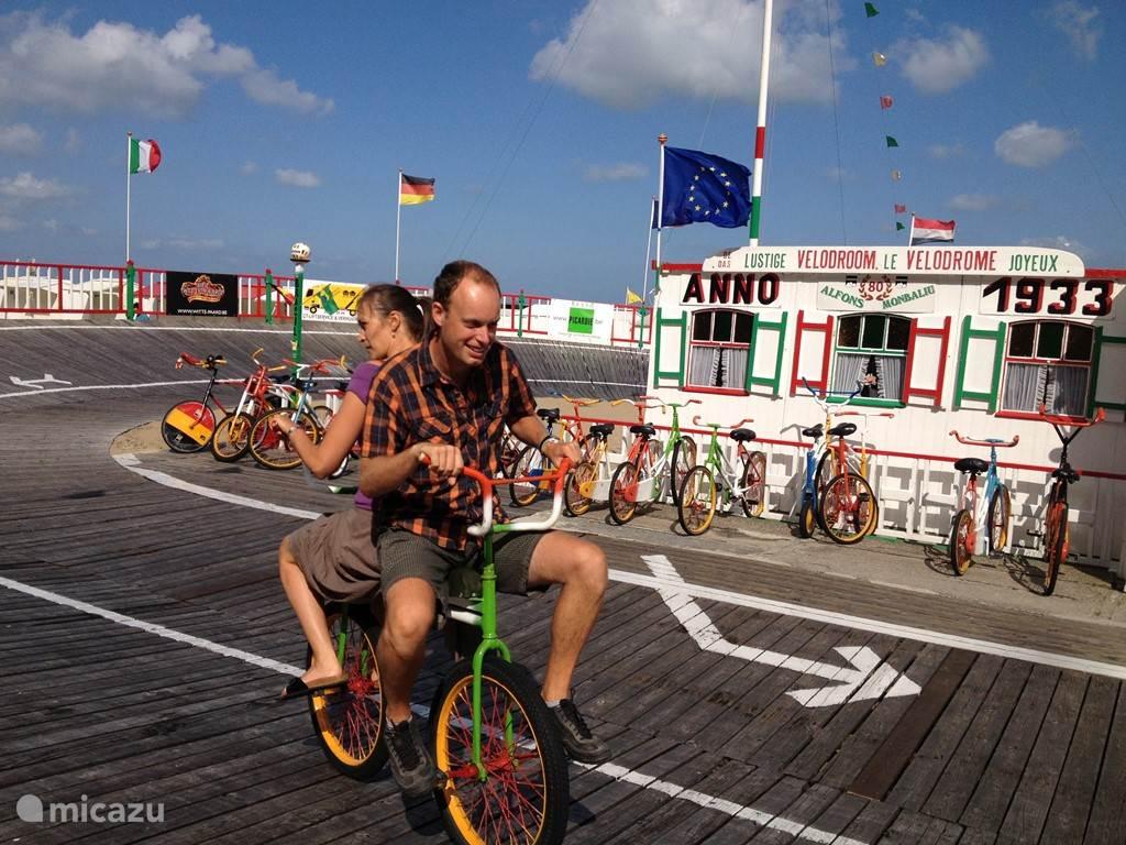 Velodroom: fietsplezier voor jong en oud