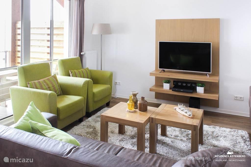Vakantiehuis Duitsland, Sauerland, Neuastenberg - Winterberg Appartement Appartement Astenberg