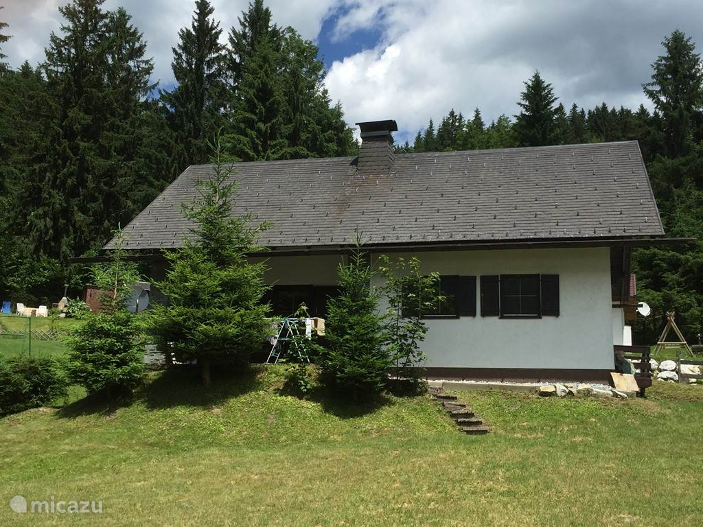 Vacation rental Austria, Styria, Wald am Schoberpass - holiday house Waldparadies