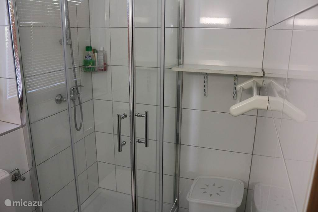 Badkamer met WCBadezimmer