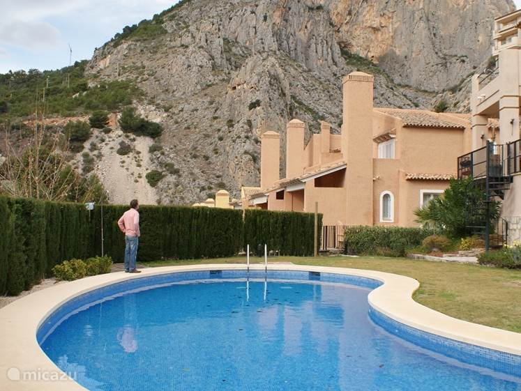 Vakantiehuis Spanje, Costa Blanca, Altea - vakantiehuis Girasoles 5